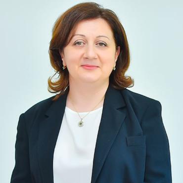 Барсегян Ануш Юрьевна