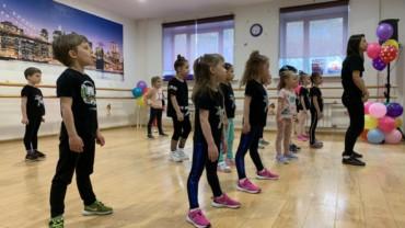 День танца в филиале «Детский центр «Отражение»