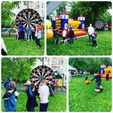 Праздничное мероприятие посвященное «Дню дружбы» прошло в филиале «Детский центр «Отражение»